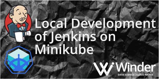 Local Jenkins Development Environment on Minikube on OSX